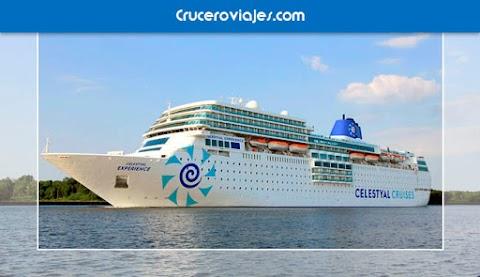 El nuevo barco ''Celestyal Experience'' debutará en marzo de 2021 con el galardonado itinerario ''Tres Continentes'', seguido por el itinerario ''Egeo Idílico'', en la próxima primavera-verano