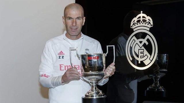 سيطرة من ريال مدريد علي جوائز صحيفة ماركا