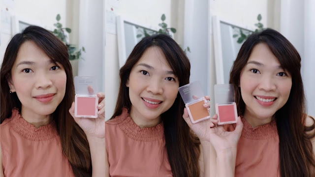 A photo of Cathy Doll's Nude Matte Blusher Review By Nikki Tiu of askmewhats.com
