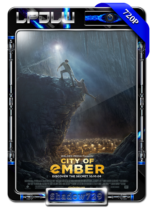 City of Ember (2008) 1080p H264 Dual [Steampunk]