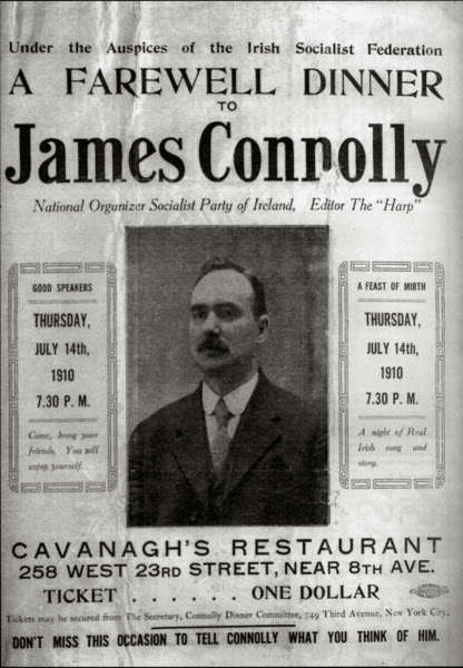 Tribute to James Connolly