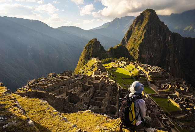 Camino Inca mantenimiento