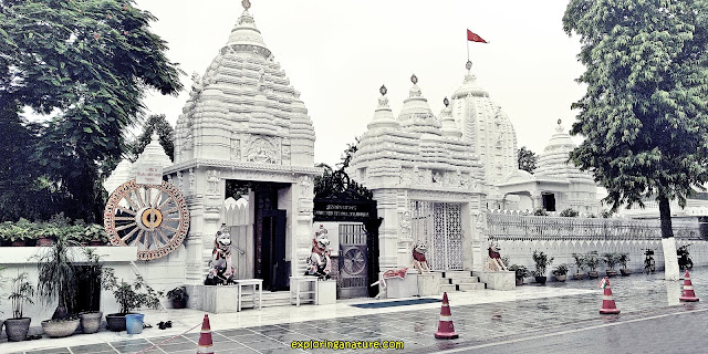 Jagannath Temple at Hauz Khash