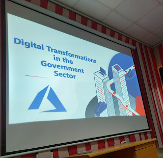 Digital Transformations in the Government Sectors