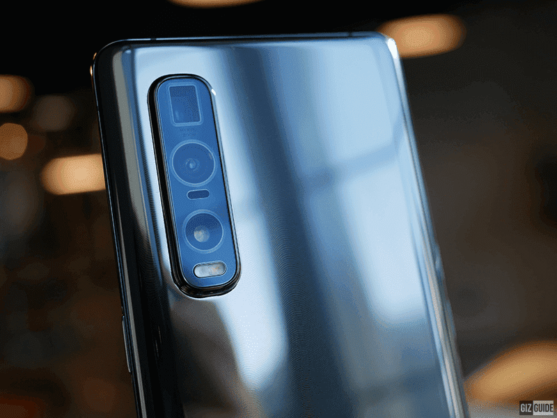 OPPO enters the top 5 on patent applications for 2019