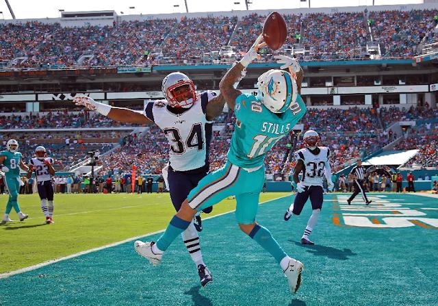 Informações sobre como são os jogos da NFL em Miami