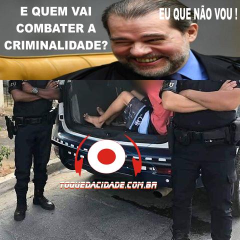 GUARDA CIVIL NÃO EXERCE UMA ATIVIDADE DE RISCO NEM DE INSALUBRIDADE SEGUNDO DIAS TOFFOLI DO STF.