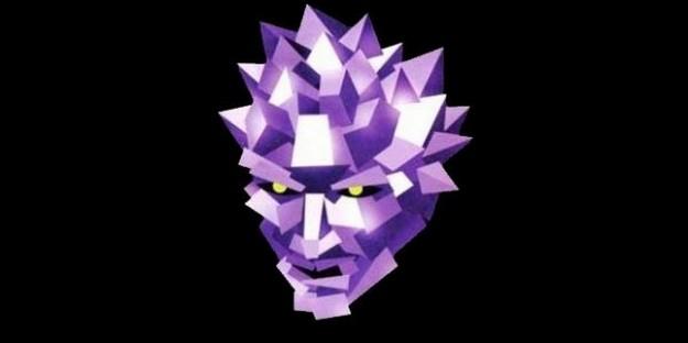 PlayStation mascot Polygon Man