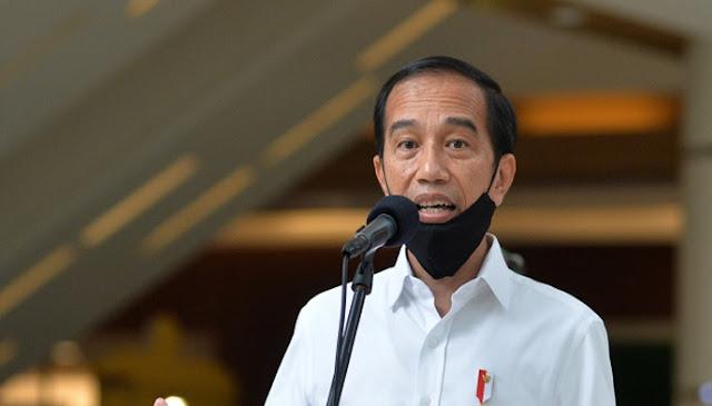 Covid Masih Tinggi, Jokowi: Masyarakat yang Menentukan