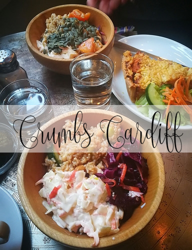 Crumbs Kitchen Cardiff