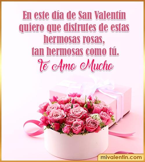 frases para enamorar en san Valentín