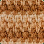 Punto Cerrado a Crochet