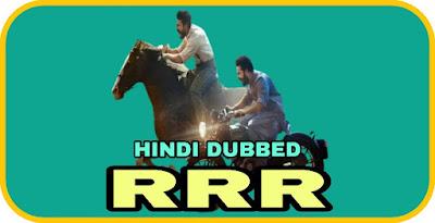 RRR Hindi Dubbed Movie