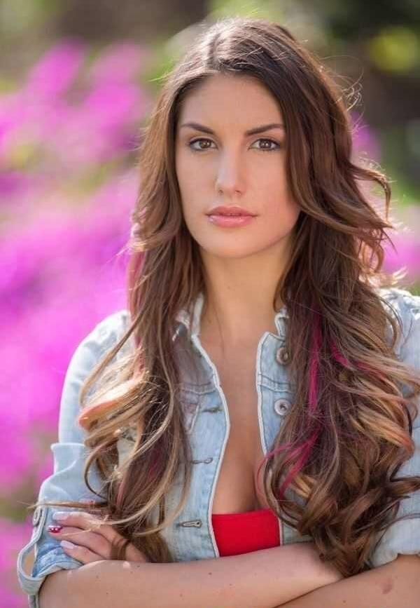 August Ames hd photo 2021