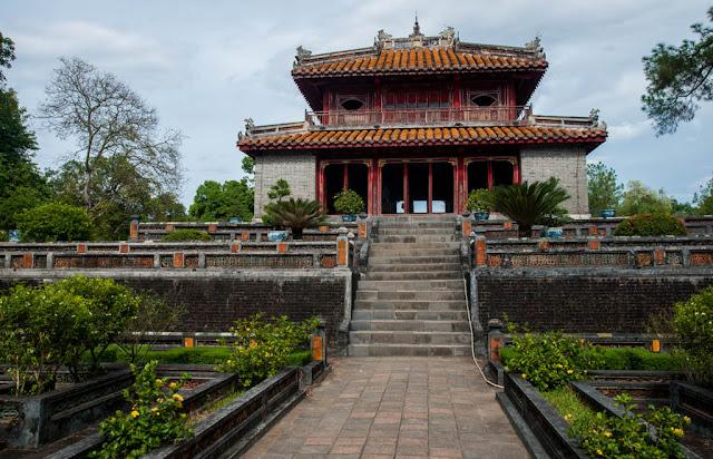 Palacio Tumba de Minh Mang
