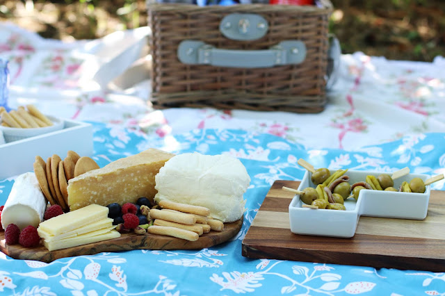 picnic en el campo