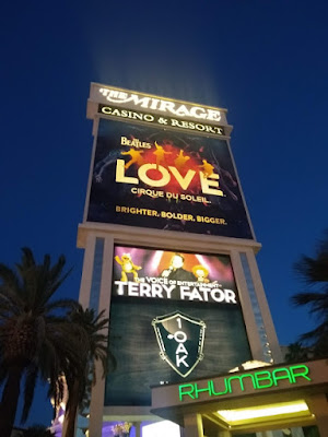 The Mirage, Cirque du Soleil, Beatles Love