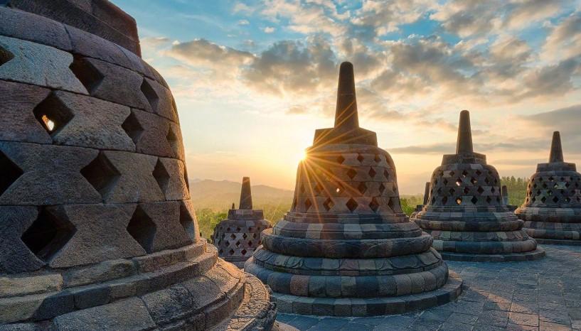 Wisata Candi Borobudur Magelang Jogja