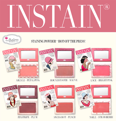 The Balm  Blushes
