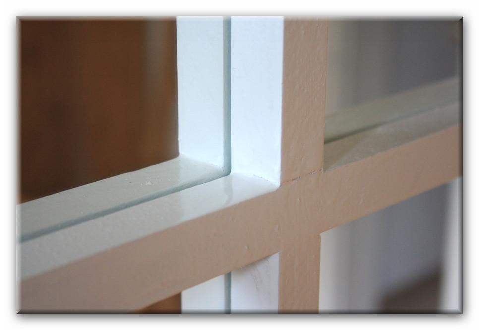 DIY   Lichtausschnitte In Zimmertüren Erneuern, Teil 2