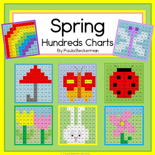 https://www.teacherspayteachers.com/Product/Spring-Hundreds-Charts-KinderFriends-2466213