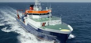 Στο λιμάνι του Ηρακλείου το Maria S. Merian