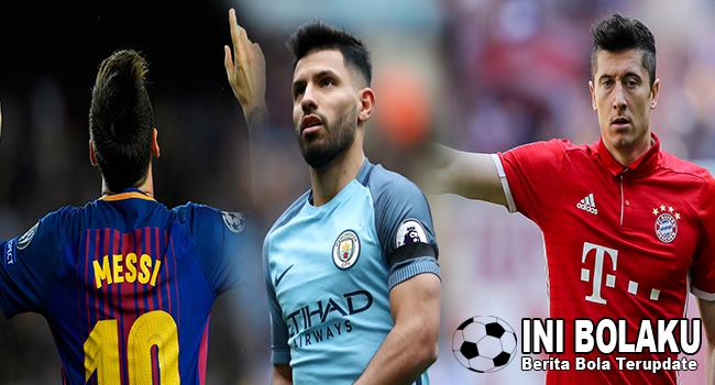 #KEREN MANA?, Bayern Munich, Manchester City Atau Barcelona