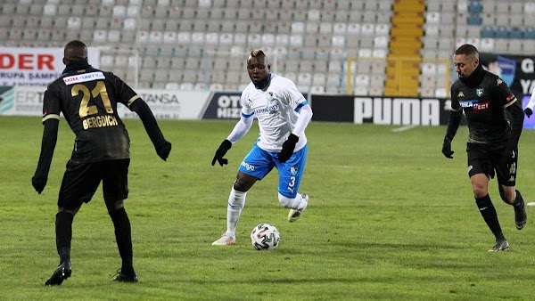 Oficial: Erzurumspor, rescinde contrato Ibrahim Sissoko