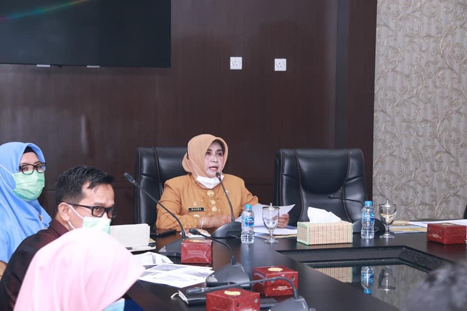 Pemko Tanjungpinang Siapkan Strategi Pemulihan Ekonomi Dari Dampak Covid-19