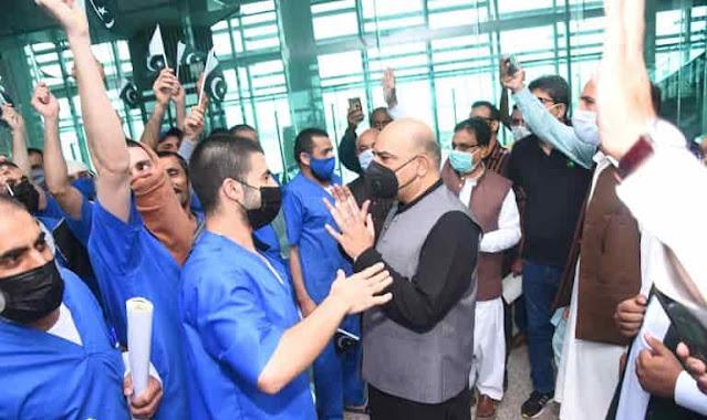 Saudi Arabia released 63 Pakistani prisoners on the Occasion of Eid Al Adha - Saudi-Expatriates.com