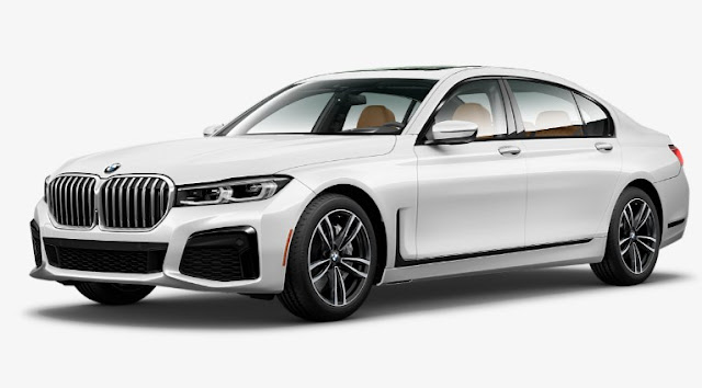 2021-bmw-750- xdrive-grille-and-headlights