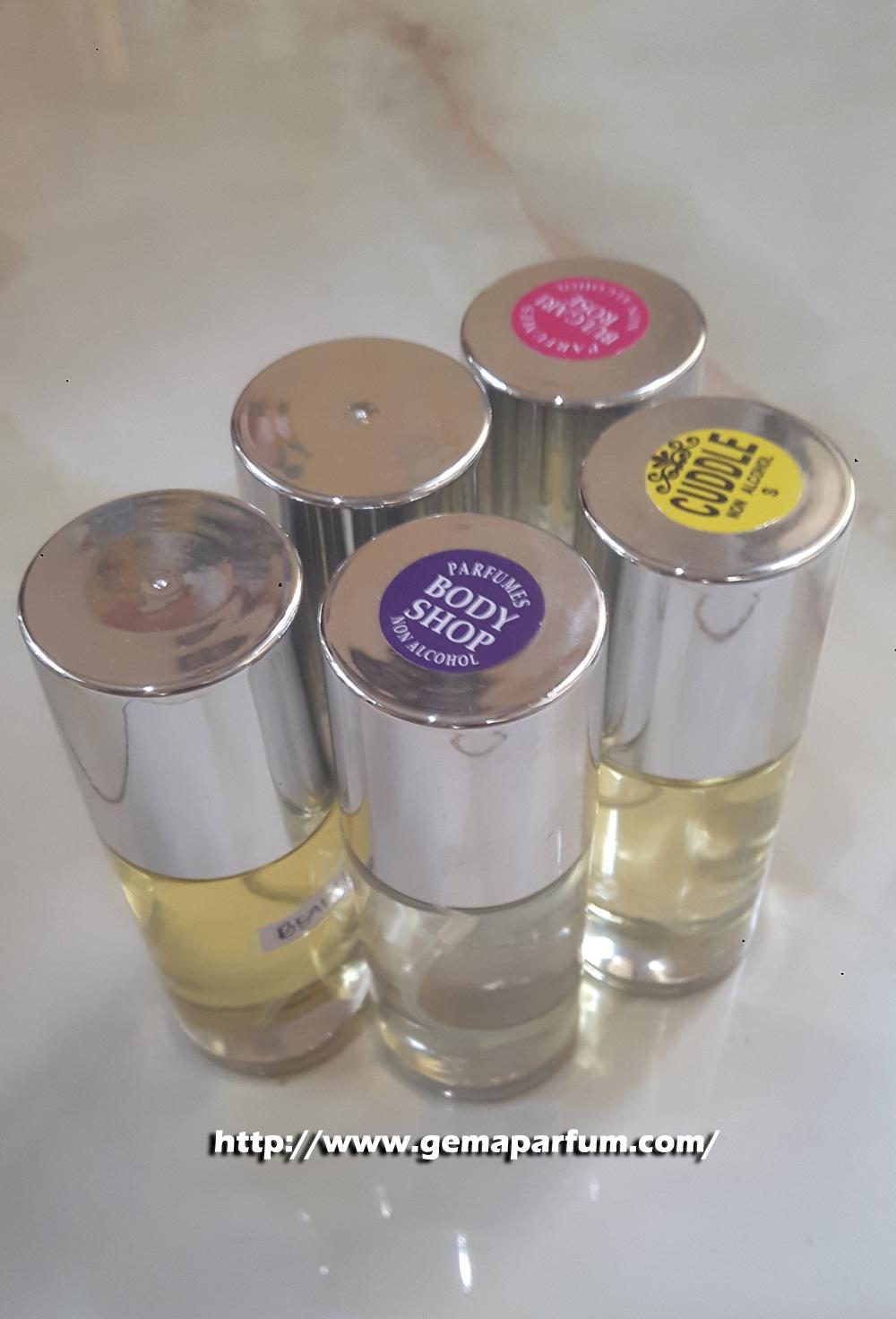 Pengiriman Parfum ke Bekasi