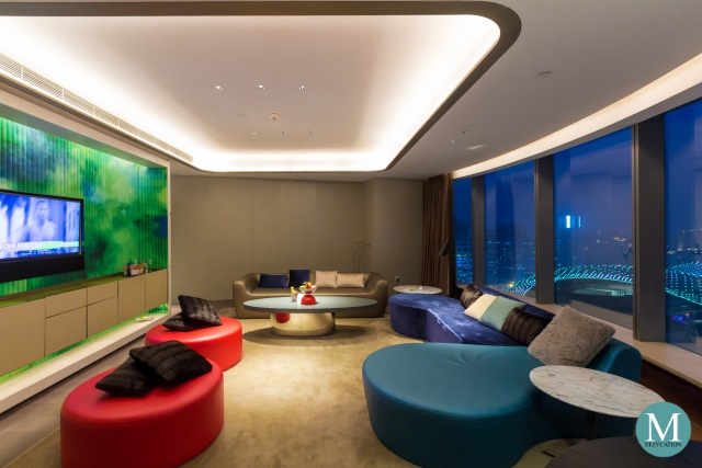 Fantastic Suite at W Hotel Suzhou China
