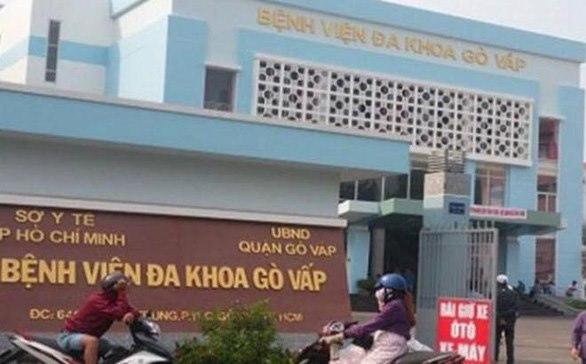 Đình chỉ giám đốc Bệnh viện quận Gò Vấp vì thu gom khẩu trang bán lấy lời