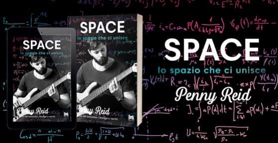 y* Space- lo spazio che ci unisce. Le leggi della fisica #2 di Penny Reid [Always Publisihing]