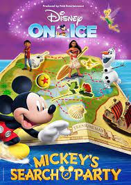 Disney on Ice Mickey's Search Party Promo