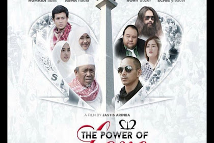212 THE POWER OF LOVE TAYANG 9 MEI 2018
