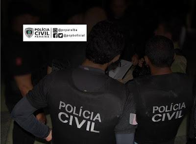 Polícia Civil cria Força-Tarefa para intensificar apuração de crimes no município de Catolé do Rocha (PB)