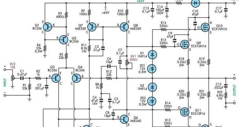 surround sound installation diagram