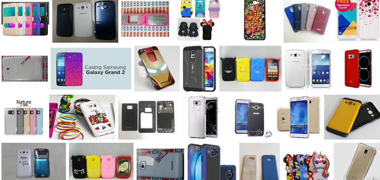 Daftar Harga Casing HP Samsung Android Segala Tipe