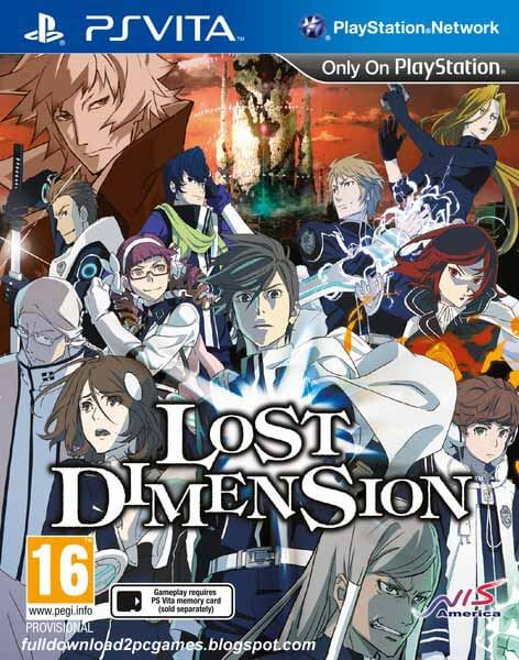Lost Dimension Free Download PC Game