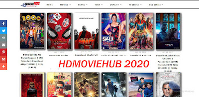 HDMovieHub- 2020 Bollywood HD Movies Download HDMovieHub