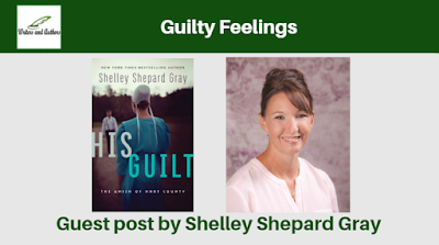 Guest post by Shelley Shepard Gray