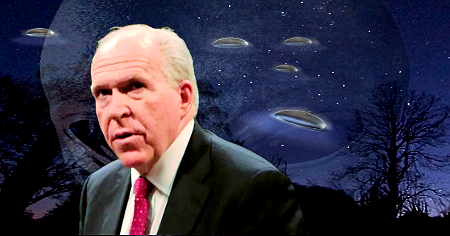 Former CIA Director John Brennan on UFOs