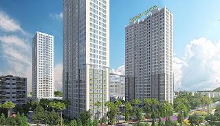Chung cư Green Bay Garden