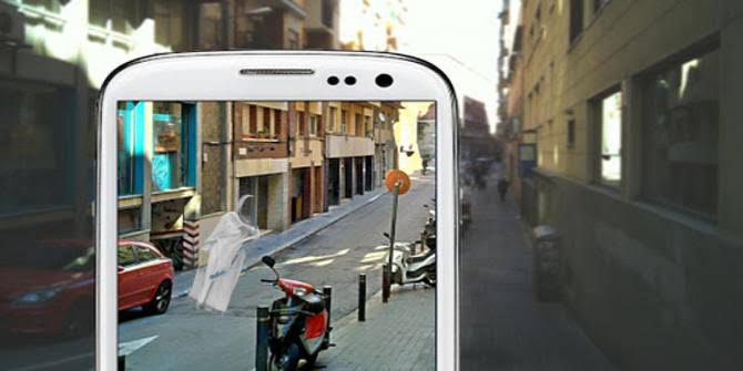 Aplikasi Unik Pendeteksi Hantu Di Android