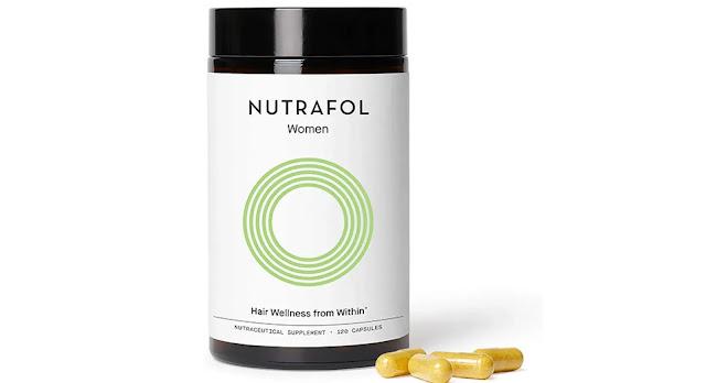 1- Nutrafol Women Hair Growth Supplement