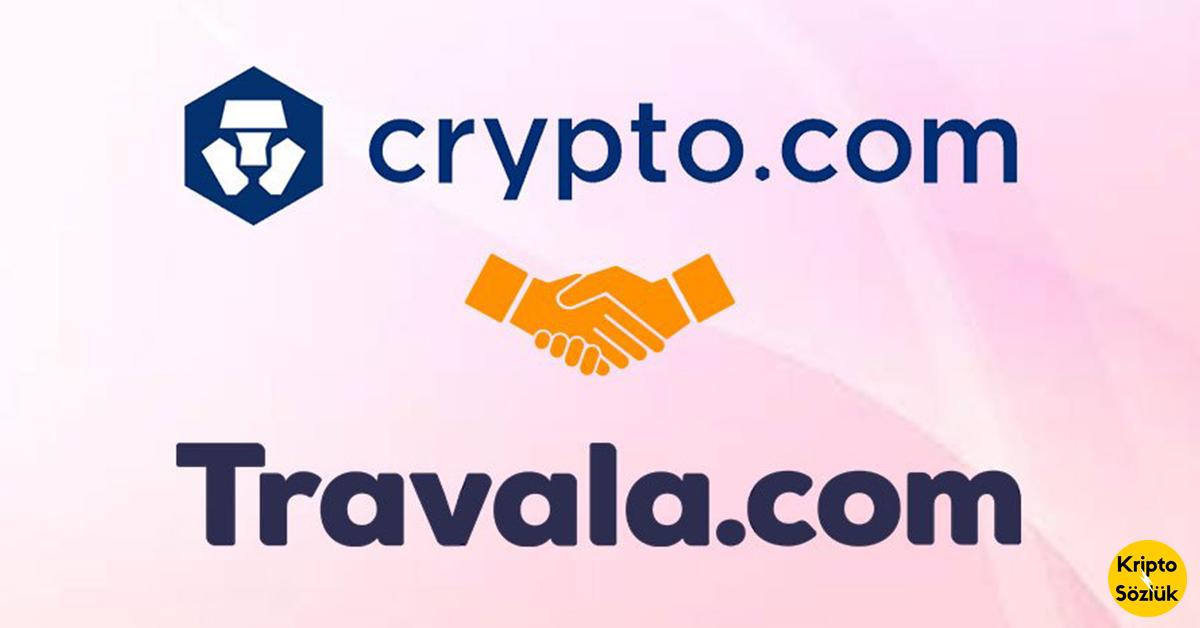 Crypto.com ile Travala Güçlerini Birleştiriyor