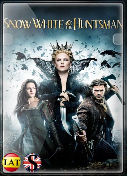 Blancanieves y el Cazador (2012) FULL HD 1080P LATINO/INGLES