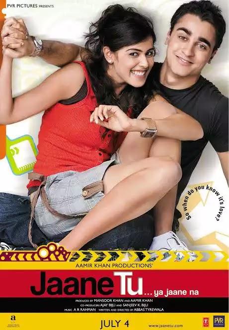 Jaane Tu Ya Jaane Na (2008) Hindi Movie HQ Print 480p 720p